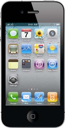 Refurbished Apple Iphone 4s 16gb Black Good Condition