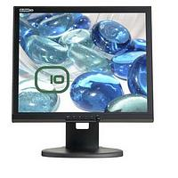 Edge10 T171 17 inch Multimedia Toughened Glass TFT LCD Monitor (Piano Black)