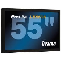 Iiyama ProLite L5560S 55 inch LCD Display 4000:1 450cd/m2 1920x1080 4.5ms D-Sub/DVI-D/HDMI (Black)